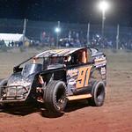 dirt track racing image - DSC_1812